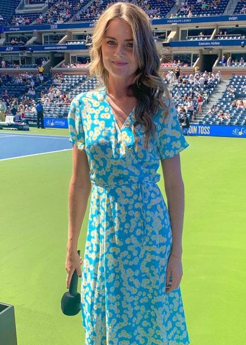 Daniela Hantuchová as seen in an Instagram Post in August 2020