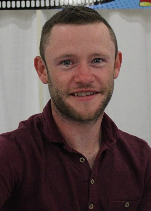 Devon Murray pictured at the Florida Supercon in 2016