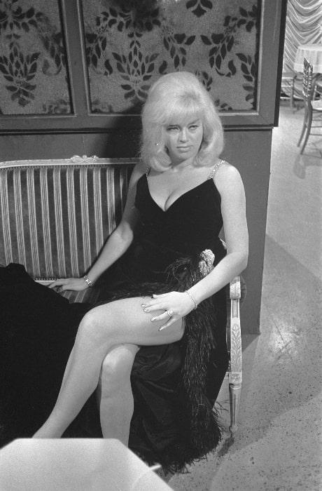 Diana Dors in 1968
