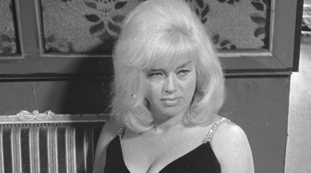 Diana Dors Height, Weight, Age, Facts, Biography
