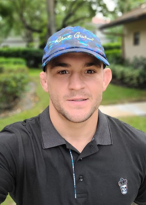 The 32-year old son of father (?) and mother(?) Dustin Poirier in 2021 photo. Dustin Poirier earned a  million dollar salary - leaving the net worth at  million in 2021