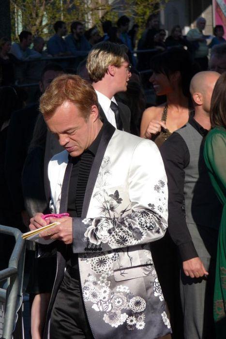 Graham Norton as seen at the 2009 BAFTA Awards