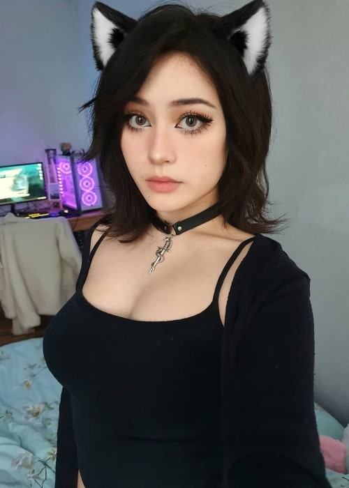 Jade-Anh Ngo as seen in a selfie that was taken in January 2021