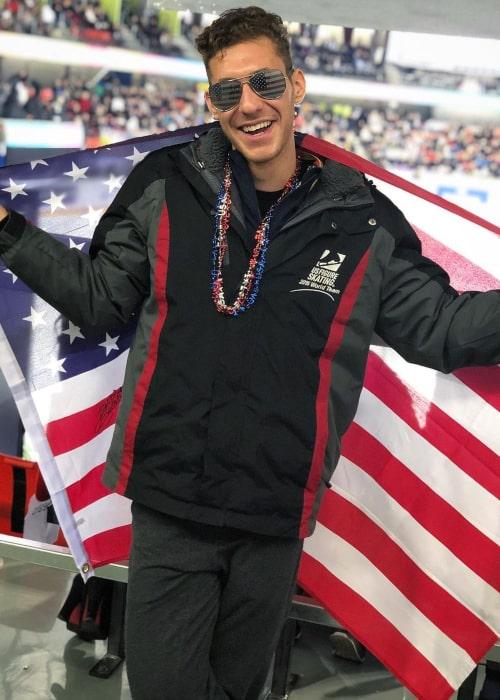 Jason Brown as seen in an Instagram Post in June 2019