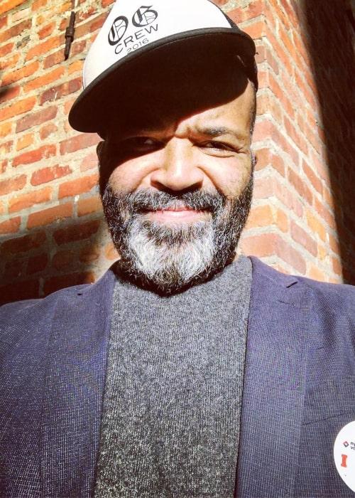 Jeffrey Wright in an Instagram selfie from November 2016