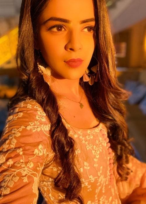 Jigyasa Singh as seen in September 2020