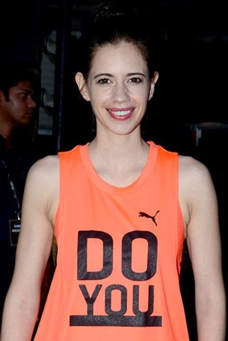 Kalki Koechlin as seen at Puma's 'Do You' Campaign