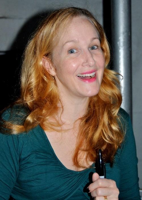 Katie Finneran in 'Annie The Musical'