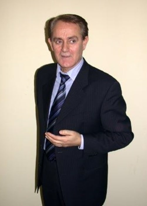 Kemal Malovčić as seen in a picture that was taken in 2008