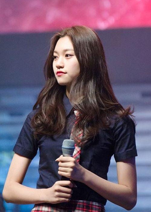 Kim Do-yeon as seen in 2016