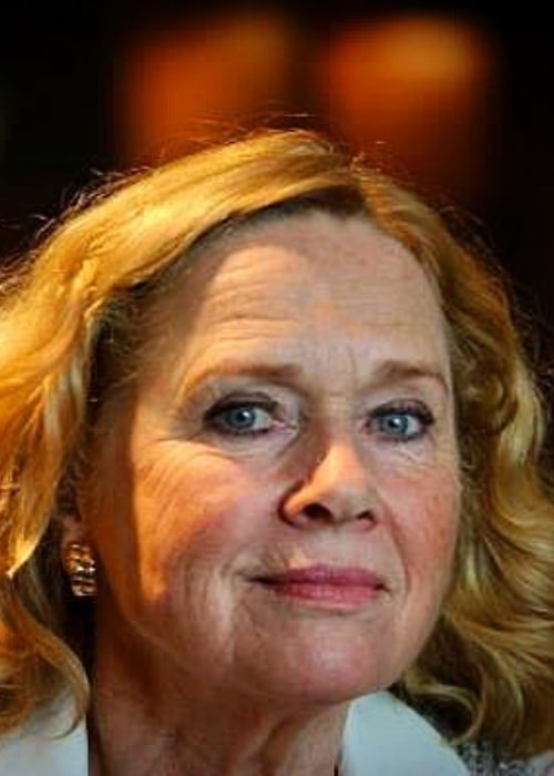 Liv Ullmann as seen in an Instagram Post in May 2018