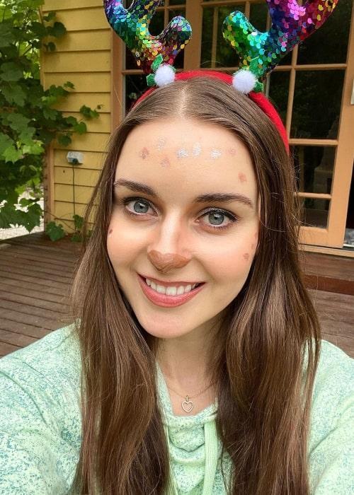 Loserfruit as seen in a selfie that was taken in December 2020
