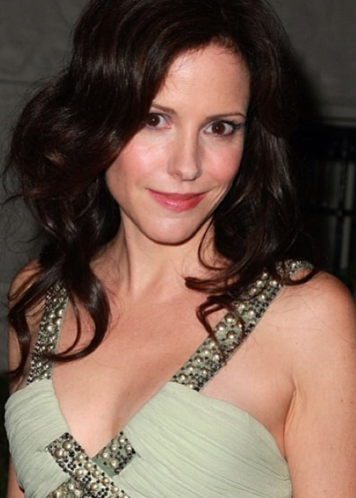 Mary-Louise Parker as seen in an Instagram Post in August 2017