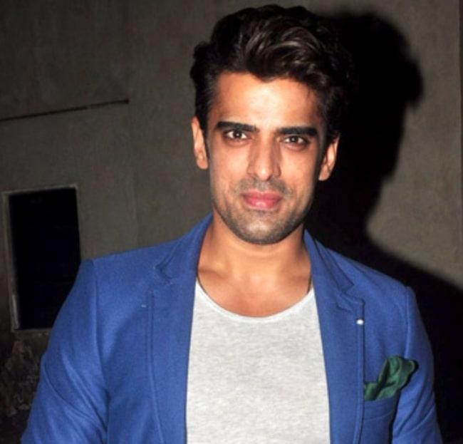 Mohit Malik in March 2018