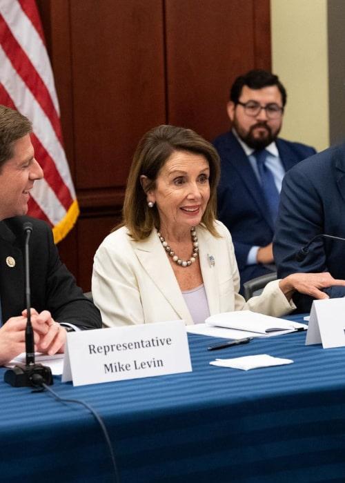 Nancy Pelosi as seen in an Instagram Post in May 2019