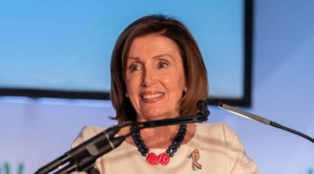 Nancy Pelosi Height, Weight, Age, Body Statistics