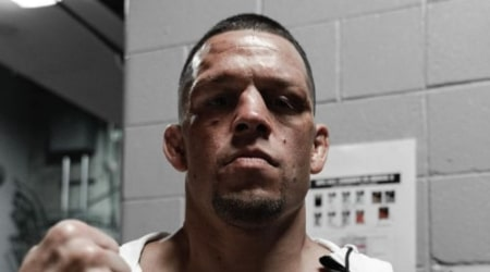 Nate Diaz Height, Weight, Age, Body Statistics