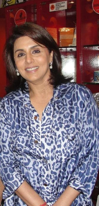 Neetu Singh as in September 2010