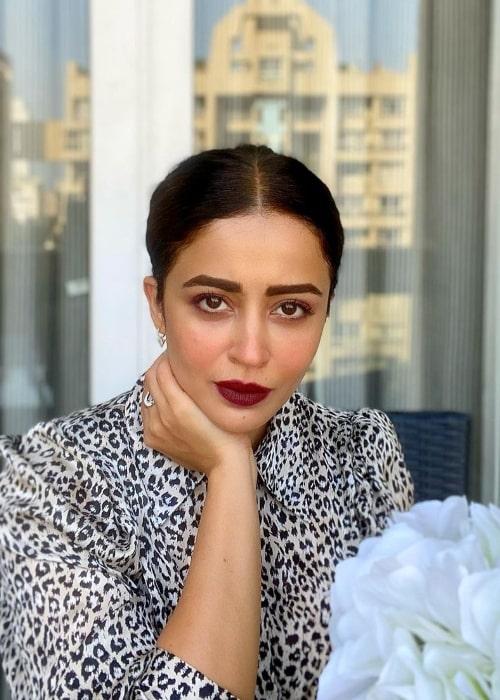 Neha Pendse as seen in November 2020