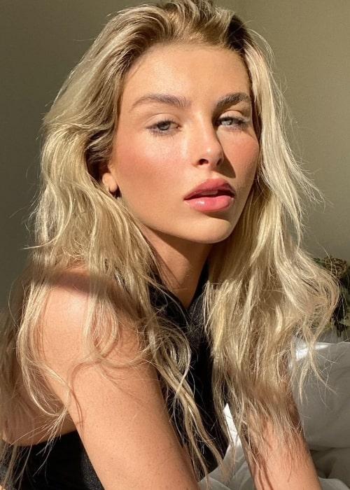 Paige Lorenze as seen in an Instagram post in December 2020
