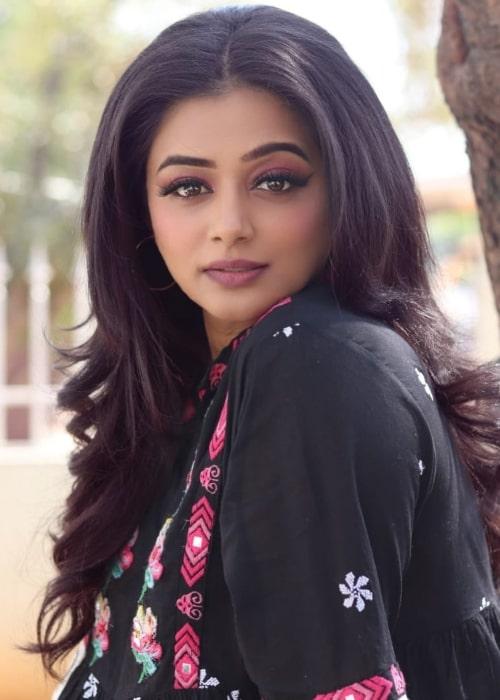 Priyamani as seen in an Instagram Post in May 2020