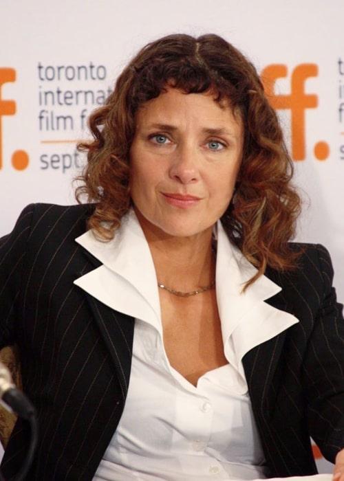 Rebecca Miller as seen in an Instagram Post in September 2009