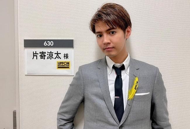Ryota Katayose in December 2020