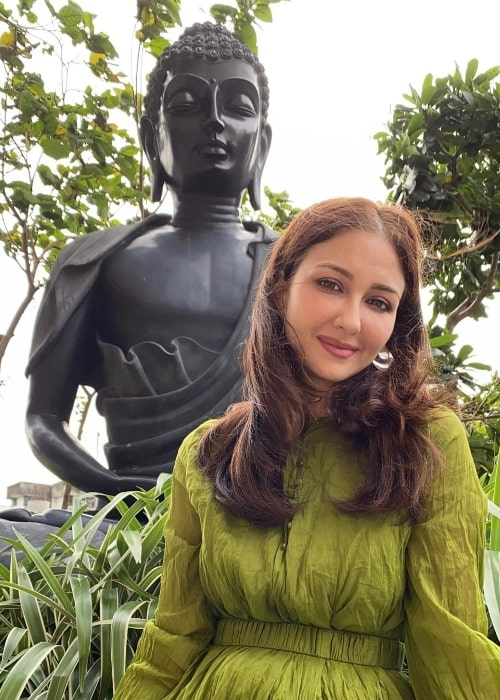 Saumya Tandon in an Instagram post in August 2020