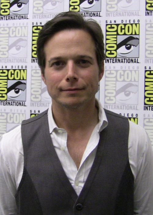 Scott Wolf as seen at San Diego Comic-Con 2009