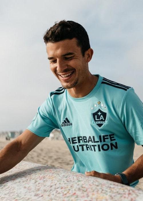 Servando Carrasco as seen in an Instagram Post in April 2019