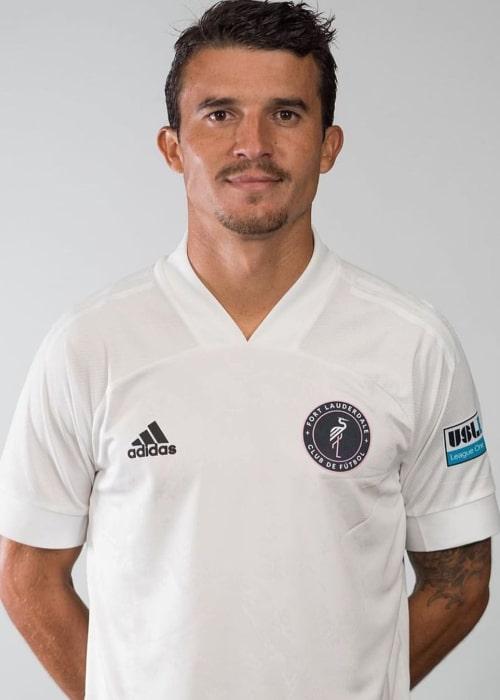 Servando Carrasco as seen in an Instagram Post in July 2020