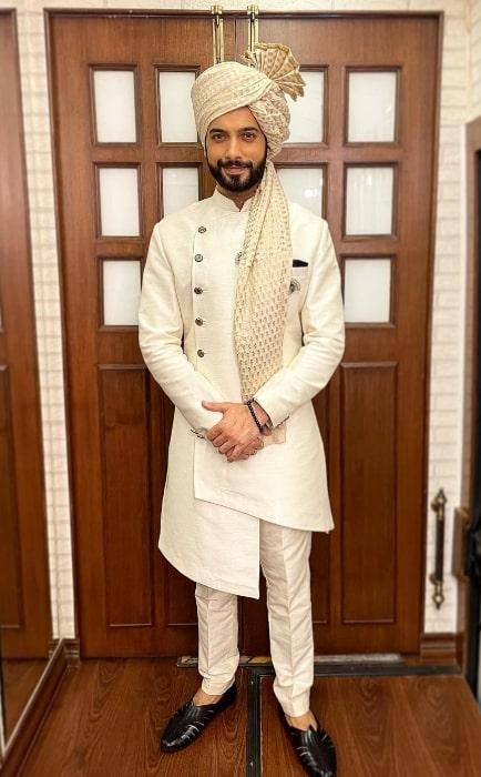Sharad Malhotra as seen in December 2020