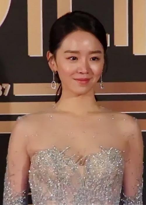 Shin Hye-sun as seen in January 2018
