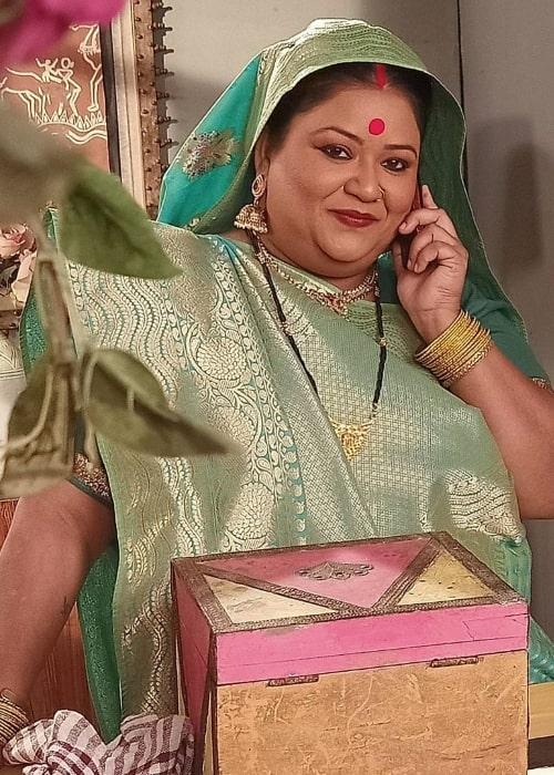 Soma Rathod as seen in October 2020
