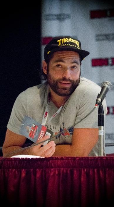 Tim Rozon in September 2016