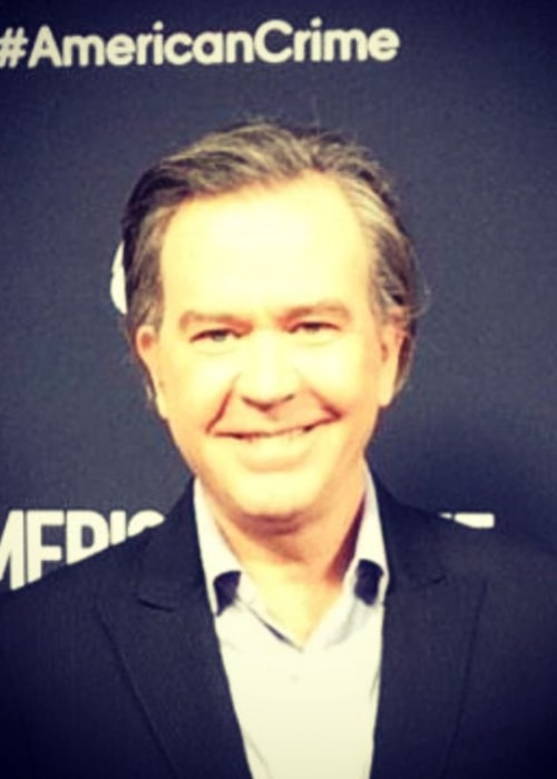 Timothy Hutton as seen in an Instagram Post in March 2015