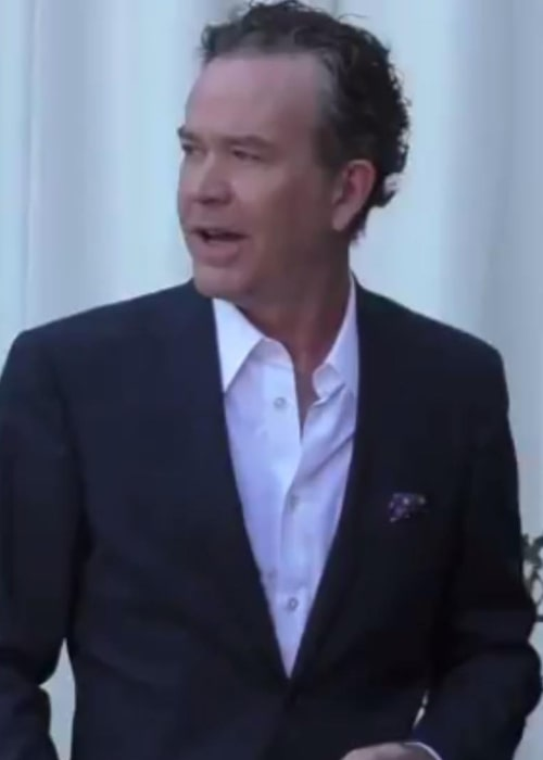 Timothy Hutton as seen in an Instagram Post in September 2015