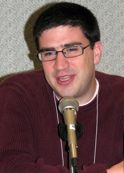 Adam Horowitz in 2008
