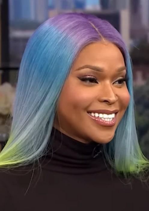 Amiyah Scott as seen during an interview in June 2019