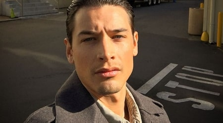 Andrew Gray Height, Weight, Age, Body Statistics