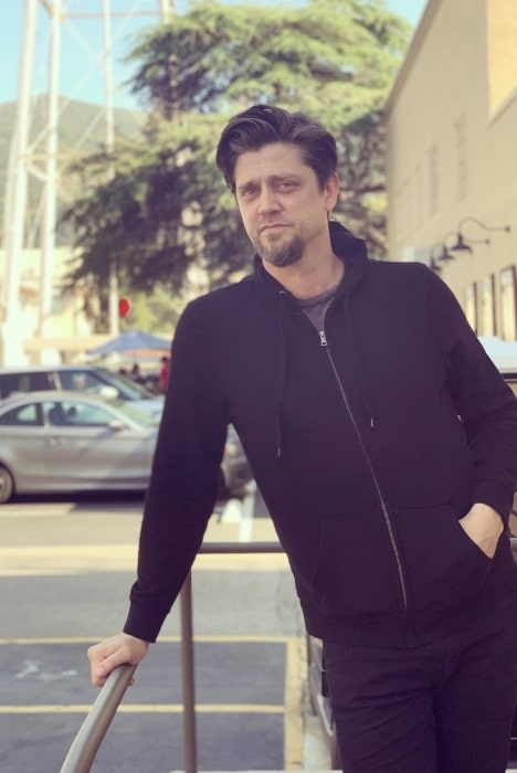 Andy Muschietti as seen in May 2019