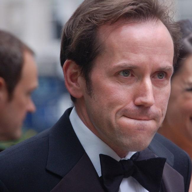 Ben Miller at the 2008 BAFTA Television Awards