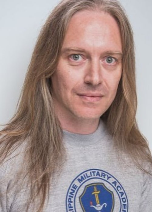 Bill Steer as seen in a picture that was uploded to the Carcass's Instaram account in December 2019