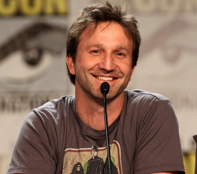 Breckin Meyer as seen at the 2011 San Diego Comic-Con International in San Diego, California