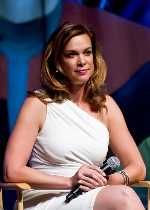 Chase Masterson as seen at the Star Trek Convention, Las Vegas in August 2011