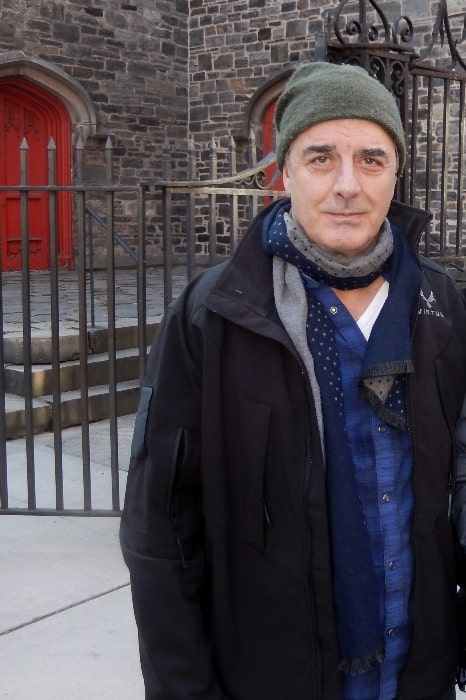 Chris Noth in March 2019