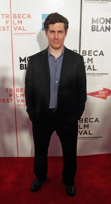 Chris Parnell as seen while posing for the camera at an event in April 2007