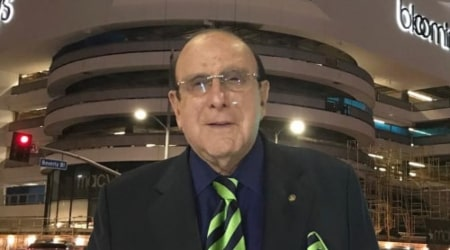 Clive Davis Height, Weight, Age, Body Statistics