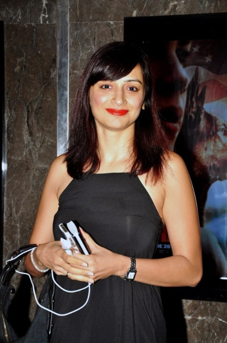 Gauri Pradhan Tejwani as seen at the special screening of 'Thoda Lutf Thoda Ishq' in July 2015