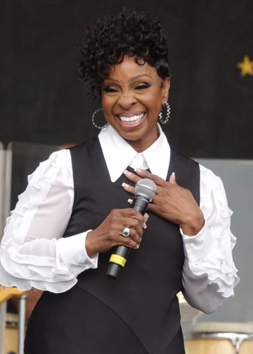 Gladys Knight as seen in an Instagram Post in May 2019